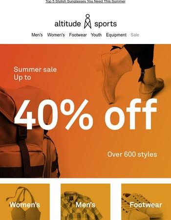 The Summer Sale just got better