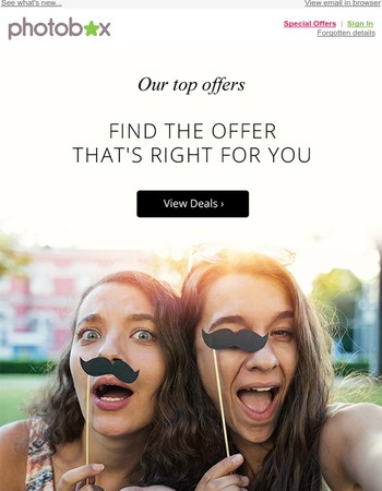 ✨ Don't let these offers get away…