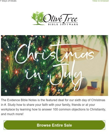 Learn How To Answer 100 Common Objections To Christianity – Christmas in July