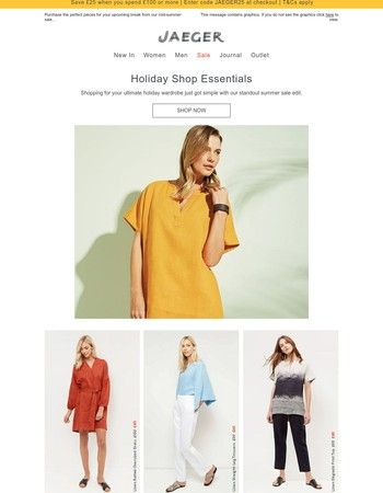 View our definitive sale guide for the ultimate holiday shop edit