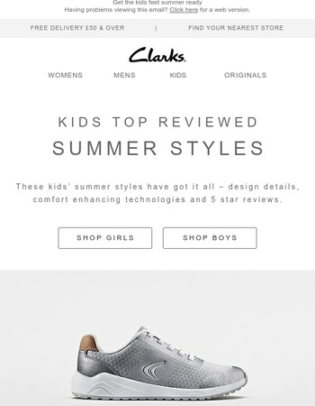 5 Star Kids Styles | Donate Your Old Shoes To Unicef