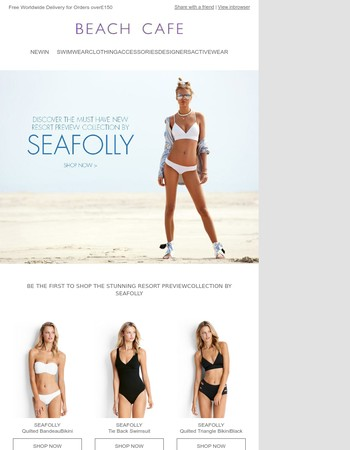 New Seafolly is Here!