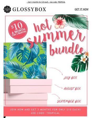 ☀ SUMMER SALE + Exclusive August Sneekpeak ☀