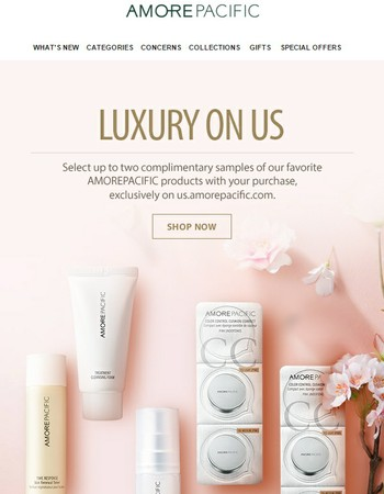 Double Deluxe | Complimentary Gifts For You