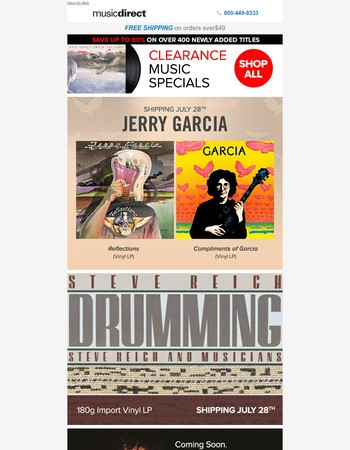 ♫ What's New This Week at Music Direct