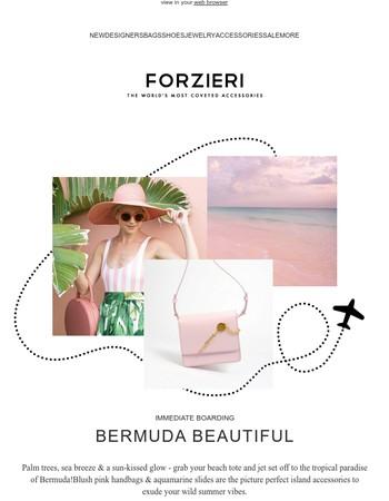 Immediate Boarding // Bermuda Dreaming