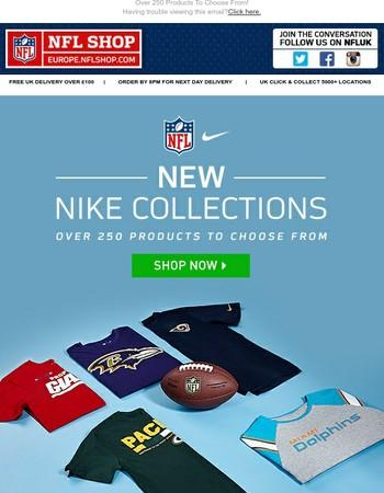 NFL Shop Newsletter