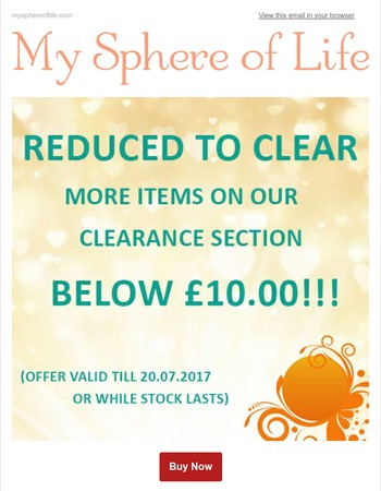 More Necklaces Reduced to clear!