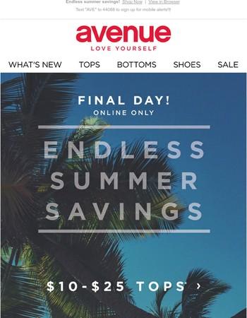 Avenue Newsletter