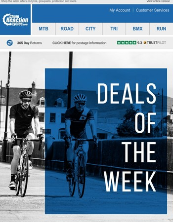 Deals of The Week!