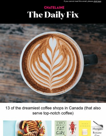 What's for dinner? | Dreamy coffee shops | Wake-up yoga