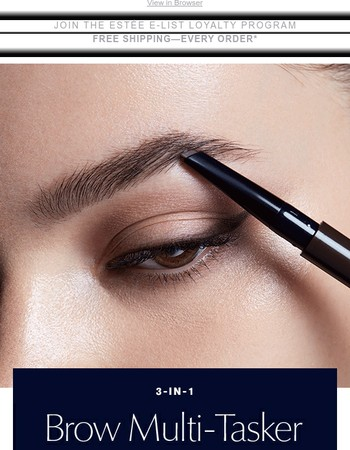 Brows That Wow. It's Easier Than You think.