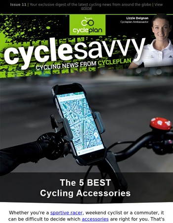 WAIT, you almost missed your July Cycleplan newsletter!