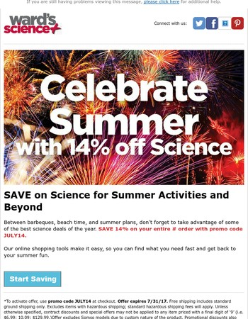 Flinn scientific coupon 2018