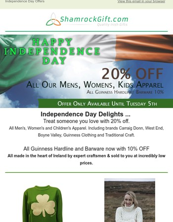Independance Day Offers 17