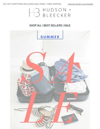35% Off Sitewide! - 4th of July Insider Exclusive!