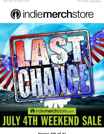 ★ 4th of July Sale Ends Today ★