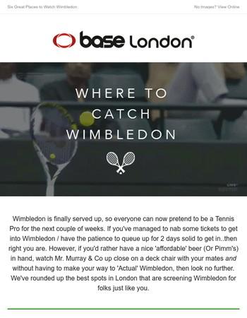 Base London Newsletter