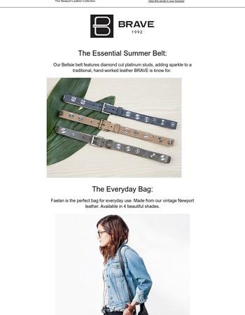 Summer Essentials - Shop New Arrivals
