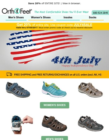 Last Chance - Independence Day Sale Ends Tonight!