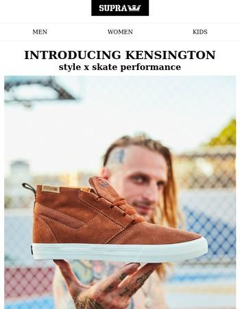 Supra Footwear Newsletter