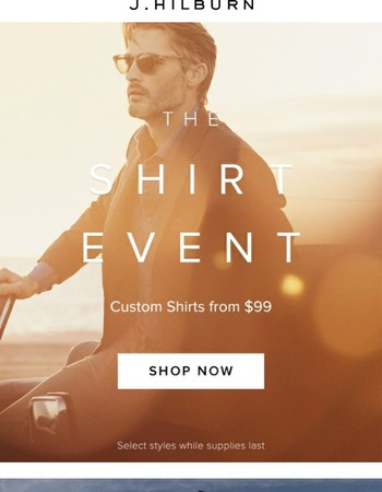 The Shirt Event