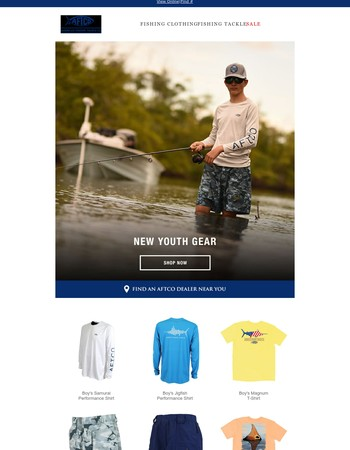 New Youth Gear