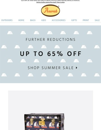 Anyone For Further Reductions?
