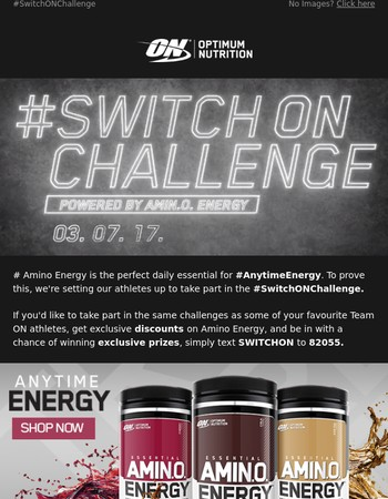 Are you ready for the #SwitchONChallenge