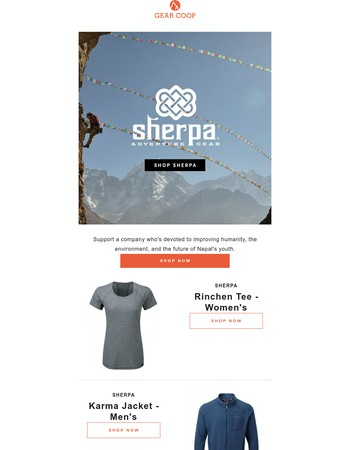 Check Out Great Product by Sherpa Adventure Gear