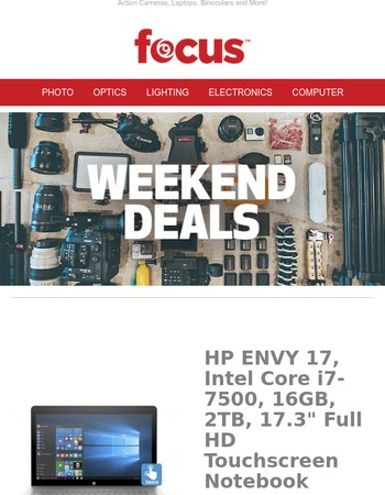Exclusive Weekend Deals | Shop Before They Expire