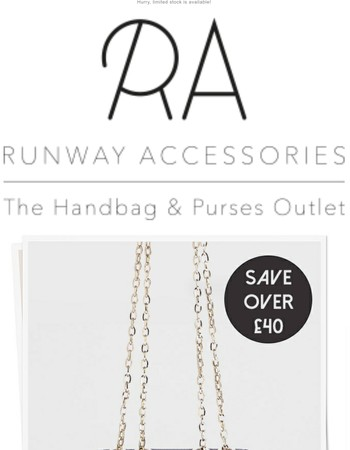 Save over £40 on this weekend style!