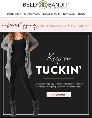 Tummy flattening & butt boosting? You got it!