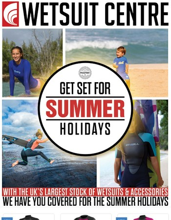 AWESOME DISCOUNTS AND DEALS FOR THE SUMMER HOLIDAYS!