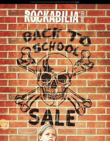 25% off Back To School Sale Ends Today!