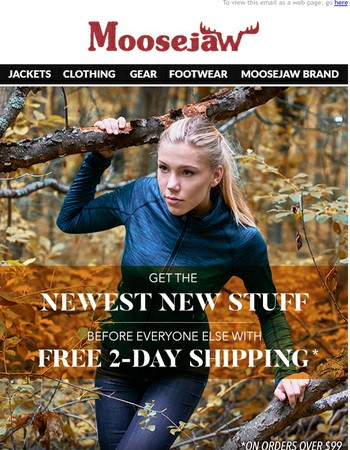 Fall Newness from The North Face, Columbia, Sorel & More + Free 2-Day Shipping