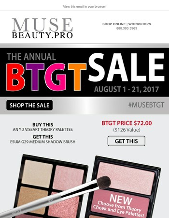 Musebeauty.pro Coupons August 2017: Coupon & Promo Codes