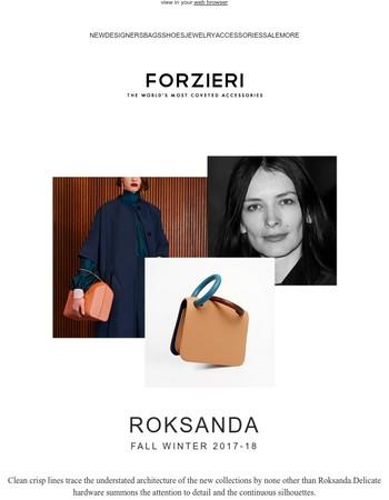 Introducing Roksanda, the Simple Sophisticate