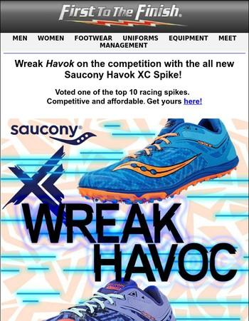 Wreak havoc on the competition!