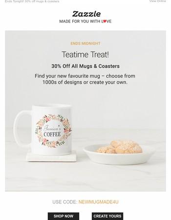 Your new favourite mug…