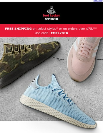 Make An Impression with adidas