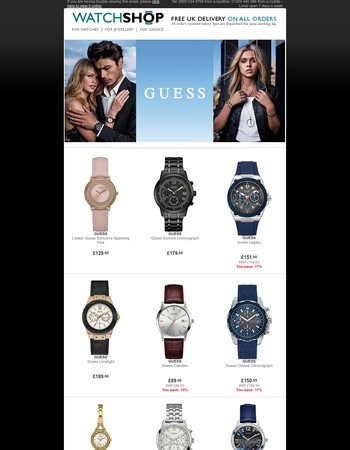 GUESS - Shop The Collection
