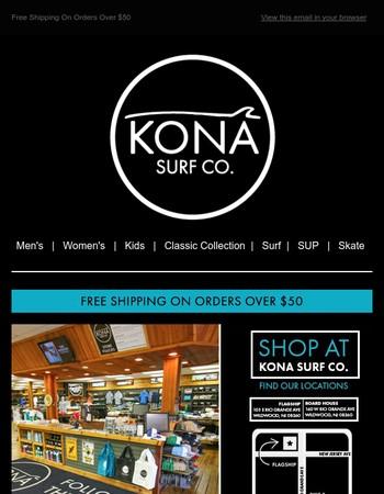 Kona Sports Newsletter