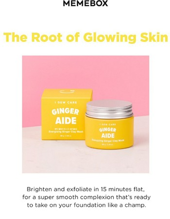 This is *the* mask for dull skin days✨
