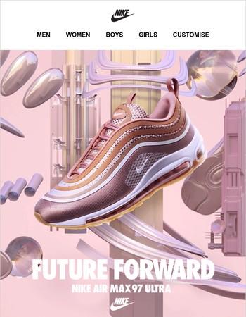Face the Future: Nike Air Max Ultra 97