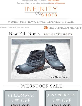 Your Perfect Leather Boots | New Styles for Fall