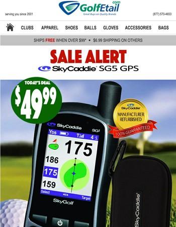 Titleist Pro V1 $18/dozen • SkyCaddie GPS • On sale NOW