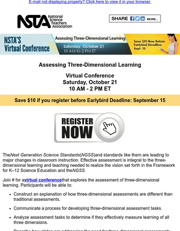 Assessing Three-Dimensional Learning