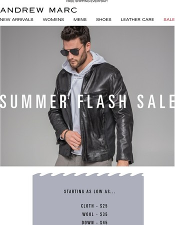 LAST CHANCE: Summer Flash Sale > Ends Tonight!