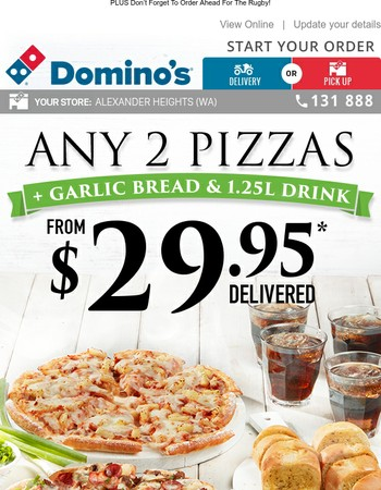 Don't Miss These Delicious Dinner Deals!